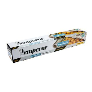 Light Duty Catering Foil Roll 440 x 150m - Emperor