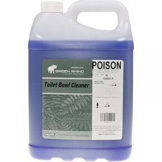 Toilet Bowl Cleaner Industrial - Green Rhino