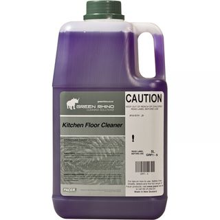 Floor Cleaner Kitchen - Green Rhino