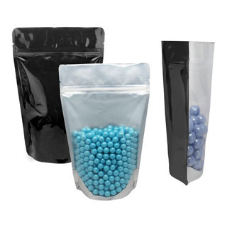 Coloured Stand Up Pouches 100x160 200ml