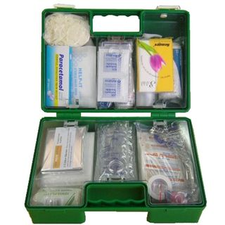 6-25 Person First Aid Kit - Refill