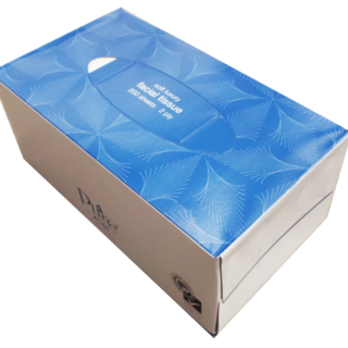 Facial Tissue 200 sheets - Pure