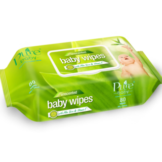 Wet Wipes - PureBaby