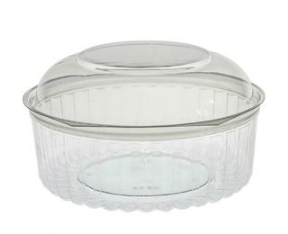 Sho-Bowl 1050ml-32oz Dome Lid - UniPak