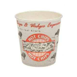 Hot Chip and Wedge Cups - UniPak