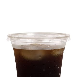 Flat Lid PLA Cold Cup 360-700ml - Ecoware