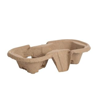 Cup Carry Tray 2 cups - Ecoware