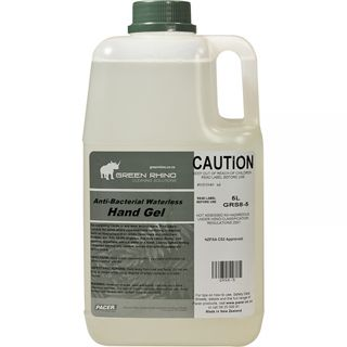 Hand Sanitiser Gel - Green Rhino