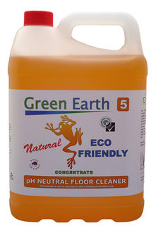 Floor Cleaner Neutral - 5Ltr & 20ltr - Green Earth