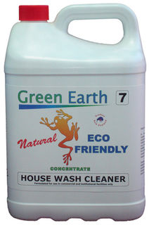 House wash 5Ltr & 20ltr - Green Earth