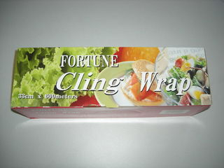 Foodwrap 330mm x 600meter - Fortune