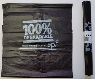 Degradable Rubbish Bag 600x300x1200mm - Fortune