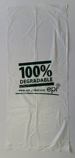 Degradable Rubbish Bag 270x260x650mm - Fortune