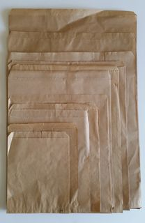 Brown Paper Bag #10 305x360mm - Fortune