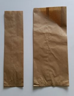 Bottle Paper Bag Small - Fortune