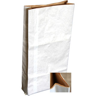 Multi-Wall Block Bottom Paper Bags 3ply 900x500+120 Moisture Barrier
