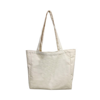 Tote with Gusset Natural - Ecobags