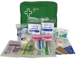 Drivers Advanced Vehicle/Lone Worker First Aid Kit - REFILL