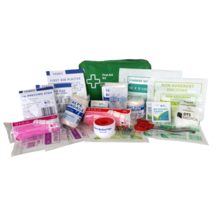 REFILL for 1-5 Person PREMIUM Workplace First Aid Kit