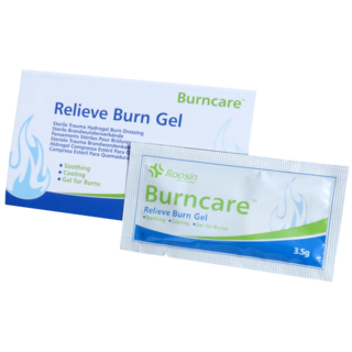 Burn Gel Sachet 6 pack