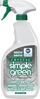 CRYSTAL Industrial Cleaner & Degreaser Concentrate - Simple Green