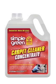 Commercial Carpet Cleaning Concentrate - Simple Green