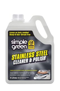 Stainless Steel Cleaner & Polish Concentrate - Simple Green