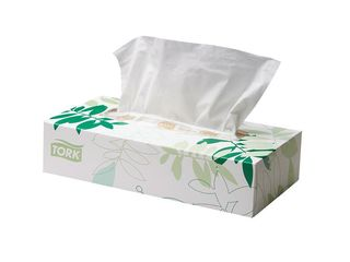 Extra Soft Facial Tissue 2 Ply - Tork 2311408