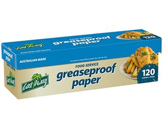 Greaseproof Paper Roll 30cm - 120m