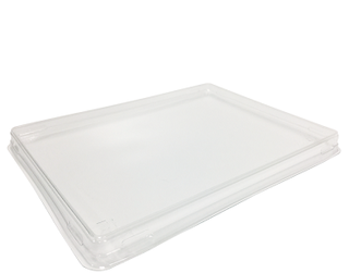 Fuzione Food Tray Lid, Large (suit Large Fuzione' Food Tray) Clear - Castaway