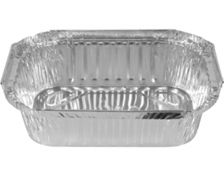 Large Rectangular Take-Away Containers - Deep 1065 ml