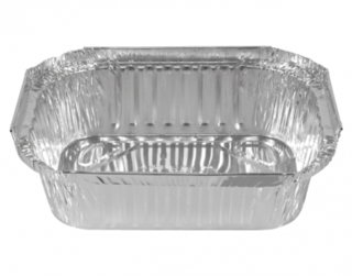 Large Rectangular Take-Away Containers - Extra Deep 1126 ml