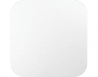 Large Square Catering Container Lids (suit CA-RFC360) White