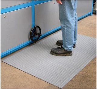 Anti-fatigue Mats E.Z. Step Rolls - Glomesh