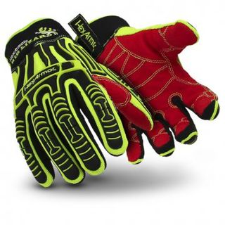 RIG LIZARD' Glove, Cut Level 3, Impact Resistant Size 2XL - Esko