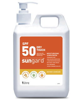 SUNGARD' SPF50+ Sunscreen 1L pump bottle - Esko