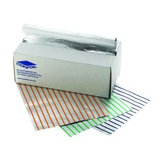 Pop Up Foil Sheet Green Stripe - Confoil