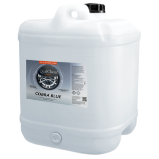 Cobra Blue Car Wash 20L - Qualchem