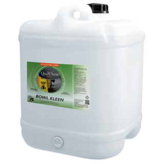 Bowl Kleen Toilet & Urinal Cleaner 20L - Qualchem