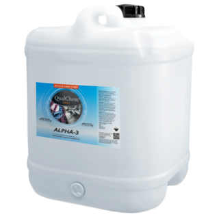 Alpha-3 - Alkali Booster Heavy Duty 20L - Qualchem