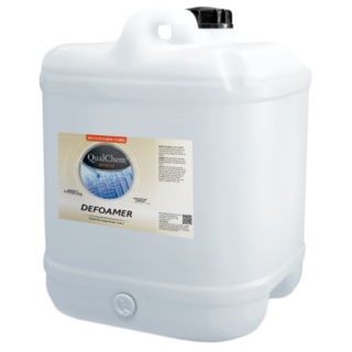 Defoamer for Carpet Extraction Cleaners 20L - Qualchem