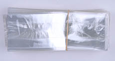 Crystal Clear/Cello Bags