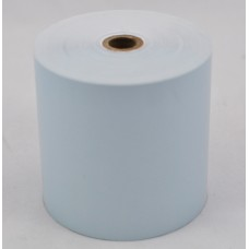 Paper Rolls 80 x 80 1Ply SKY BLUE Tinted Thermal Roll (Box of 24 Rolls)