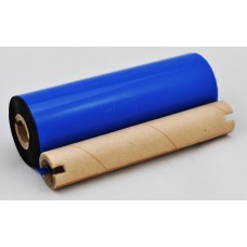 Thermal Transfer Ribbon 110mm x 110M x 1/2' Wax Face IN