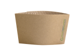 Sleeve for Single Wall Cup - 8/12oz Carton  1000    - Green Choice