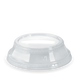 300-700ml BioCup Dome Lid with no hole - Biopak