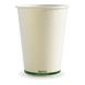 32oz BioBowl - white green stripe - Biopak