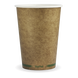 32oz BioBowl -  kraft green stripe - Biopak