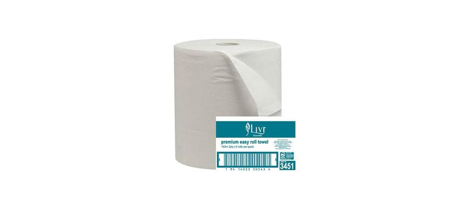 Premium Easy Roll Towel - Livi Essentials