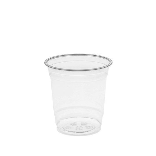 Emperor PET Clear Cold-Serve Cup - 245ml /8oz - UniPak